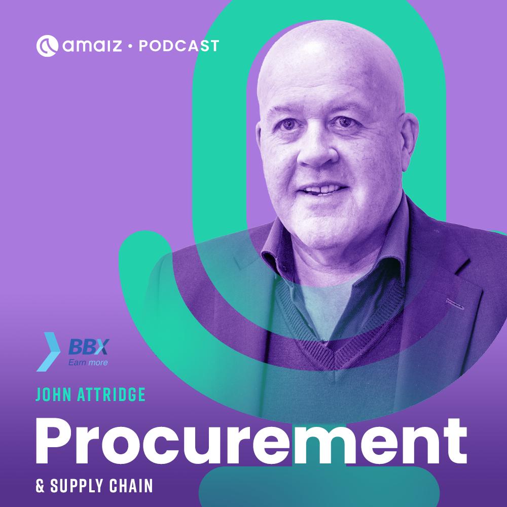 The Amaiz Podcast John Attridge
