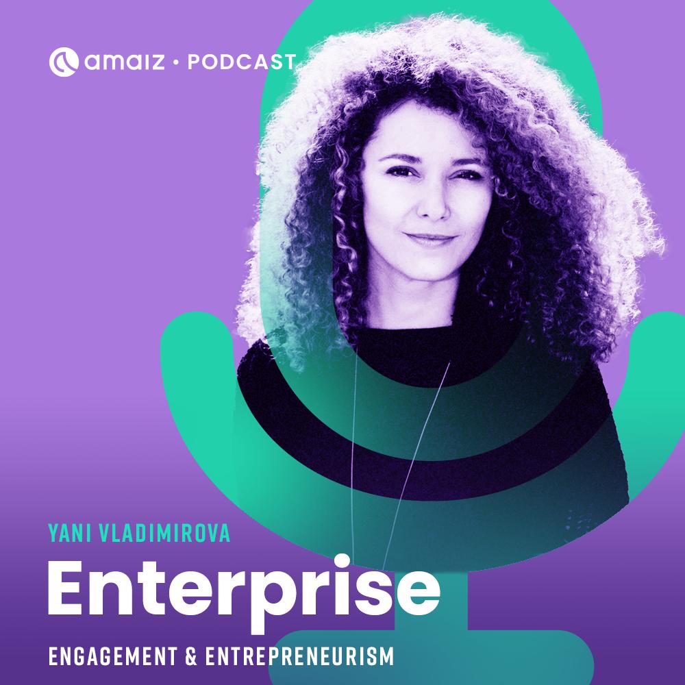 The Amaiz Podcast Yani Vladimirova