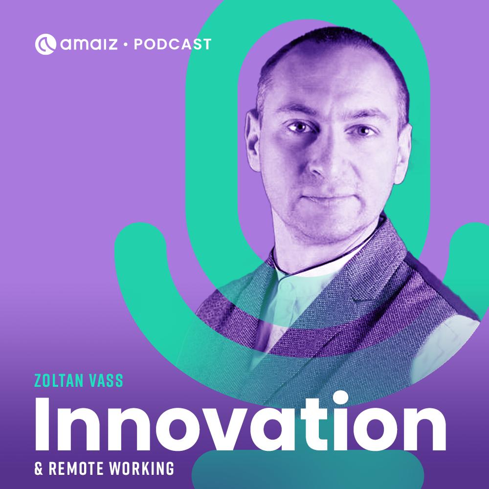 The Amaiz Podcast Zoltan Vass